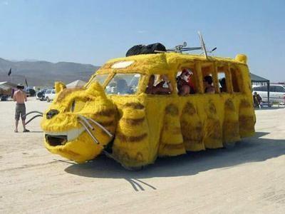 4catbus - 11 Strange Vehicles