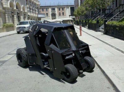 5batcart - 11 Strange Vehicles