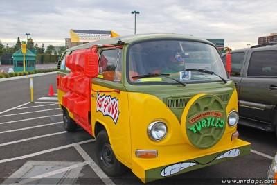 9turtles - 11 Strange Vehicles