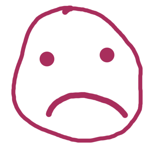unhappy face - Vehicle Accident