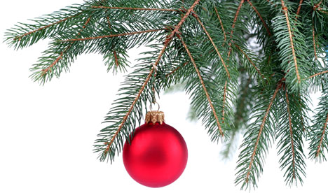 treebauble - Christmas Closing Dates 2020