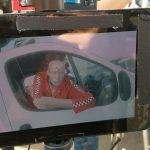 Dummy Van Driver